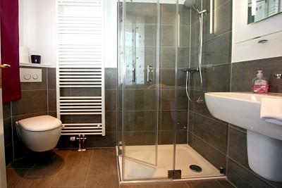 Duschbad + WC