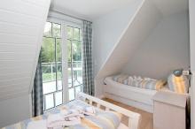 Kinderzimmer 1 Etage mit dem zweiten Bett