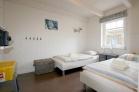 Schlafzimmer im EG mit 2 Einzelbetten